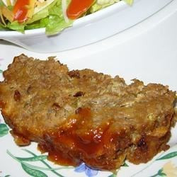 EZ Meatloaf Recipe