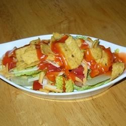 Spicy Mexican Salad Recipe