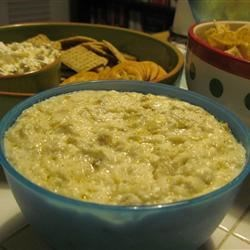 Garlic Crab Artichoke Dip Recipe