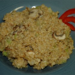 Bulgur Stuffing Recipe