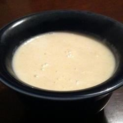 Cream Of Garlic Soup Recipe