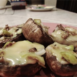 Bob's Stuffed Mushrooms Recipe