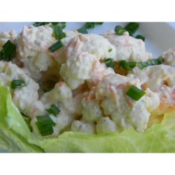 Photo of Carrot-Cauliflower Salad by Leslie H