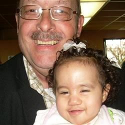 Grandpa and Maliyah