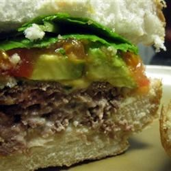 Teriyaki Onion Burgers Recipe