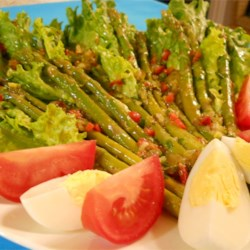 Asparagus Vinaigrette |