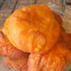 South African Traditional Vetkoek (Fried Bread)