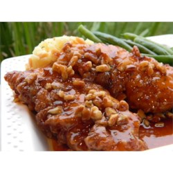 Praline Chicken Recipe