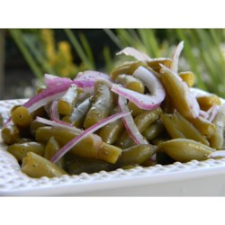 Cold Green Bean Salad Recipe