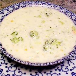 Photo of Cheese Soup with Broccoli by Aubra