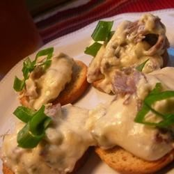 Tammy's Philly Cheese Steak Dip Recipe