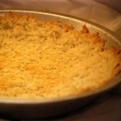 Coconut Crust Recipe