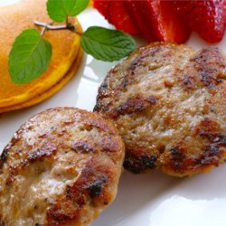 Grampa's Coriander Turkey Sausage Recipe