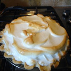 Butterscotch Cream Pie Recipe