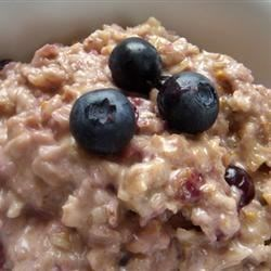 Photo of High-Protein Oatmeal for Athletes by bellafitness