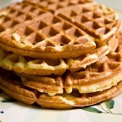 Great Easy Waffles Recipe