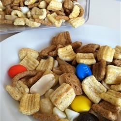 Fiber One Kid Approved Trail Mix
