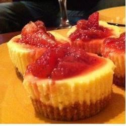 Delicious cheesecake!!