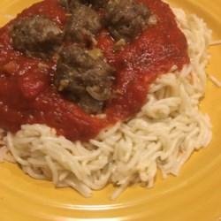 moms spaghetti sauce recipe photos
