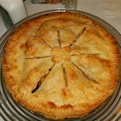 first apple pie
