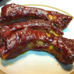 Robin's Spicy Ribs Recipe