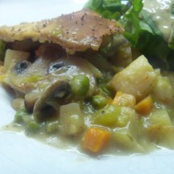 Lew's Famous Lobster Pot Pie Recipe
