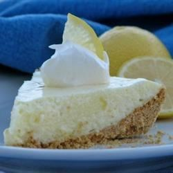 Lemon Cloud Pie I Recipe