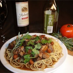 Chicken Portobello Wine