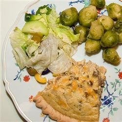Photo of Ground Beef Quiche by Vickie  Tinsley