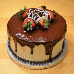 Birthday cake for hubby