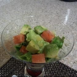 Photo of Cool-Off-the-Heat Avocado and Watermelon Salad by MauiKattie