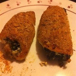 Photo of Chicken Spinach Roulade by LadyVictorie