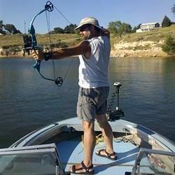 I Love Bow Fishin'