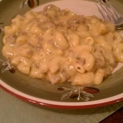 Cheating Cheeseburger Macaroni Recipe
