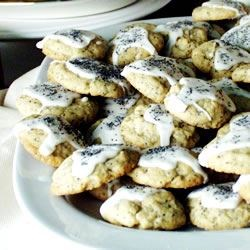 Poppy Seed Cookies I