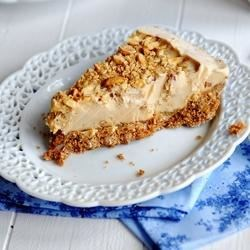Peanut Butter Ice Cream Pie I