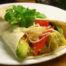 Photo of Avocado and Egg Breakfast Burrito by *Sherri*
