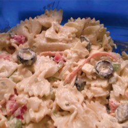 Chicago Macaroni Salad  Recipe