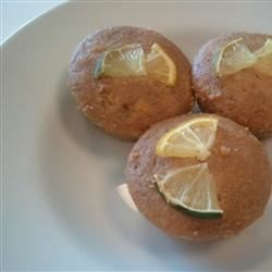 Lemon Yogurt Muffins Recipe