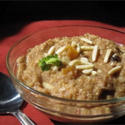 Mediterranean Breakfast Quinoa