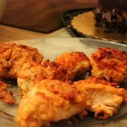 Deep South Fried Chicken