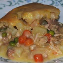 Angela's Amazing Chicken Pot Pie  Recipe