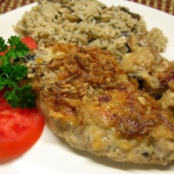 Swiss Sherry Chicken Recipe