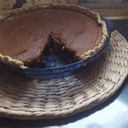 Mincemeat and Pumpkin Layer Pie