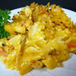 Bee's Mac and Cheese Bake Recipe