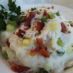 Smoked Bacon & Irish Cheese Mash