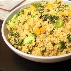Veggie Quinoa Recipe