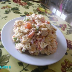 Cracker Salad Recipe