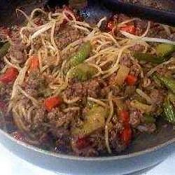 Photo of Beef or Chicken Lo Mein by Penny Auclair