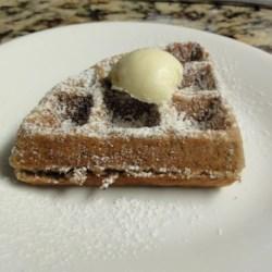 Carol's Cinnamon Waffles Recipe